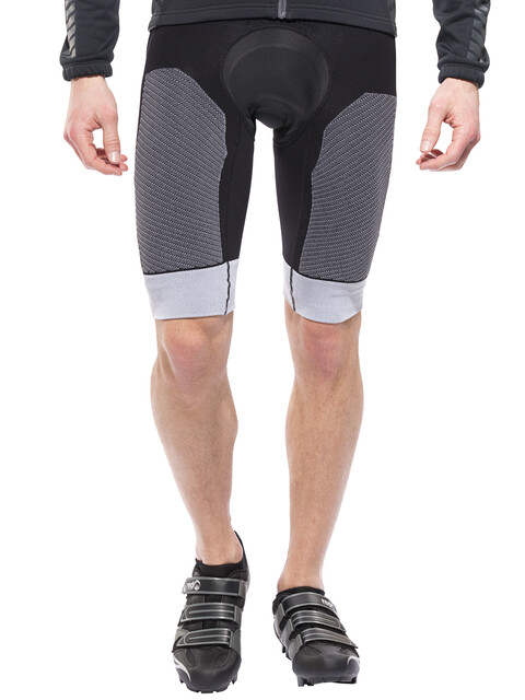 X-Bionic Effektor Biking Power Bib Tight Short Men Black/White